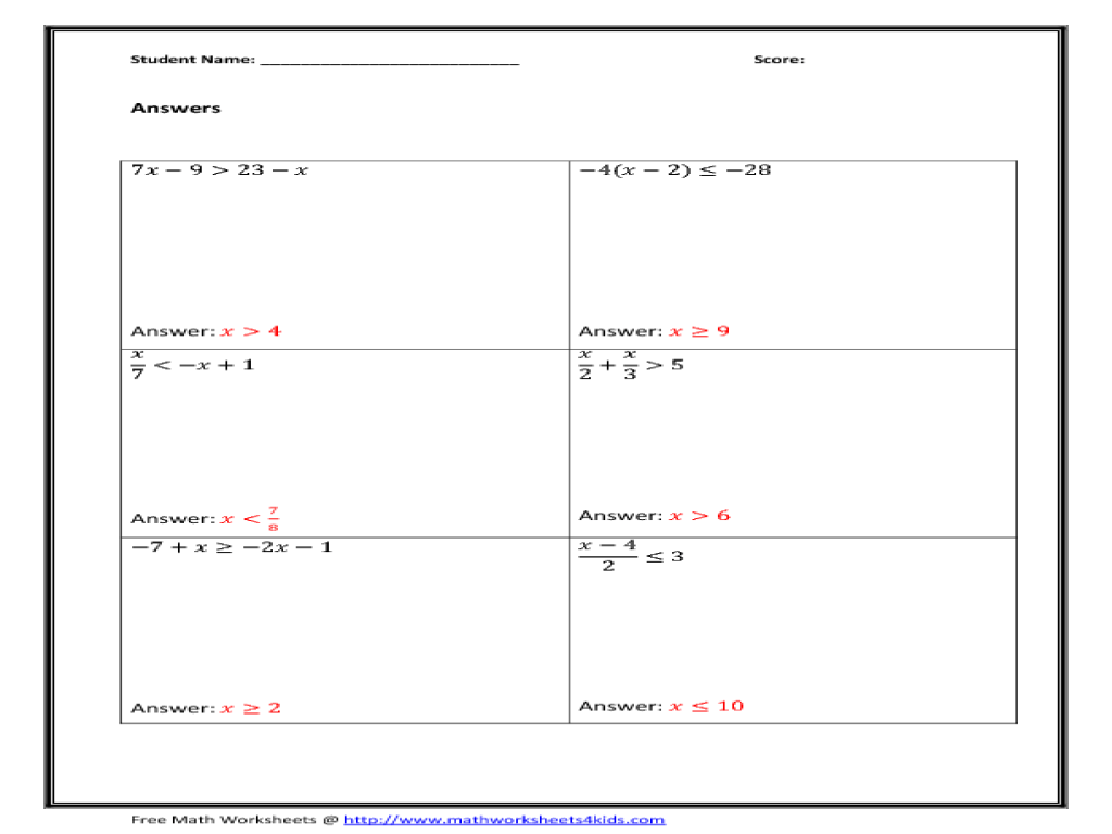 hight resolution of https://cute766.info/multi-step-inequalities-worksheet-for-8th-9th-grade-lesson-planet/