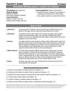 Speech Lesson Plans 25 48