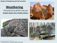 Weathering And Soil Formation Worksheet Free Worksheets ...