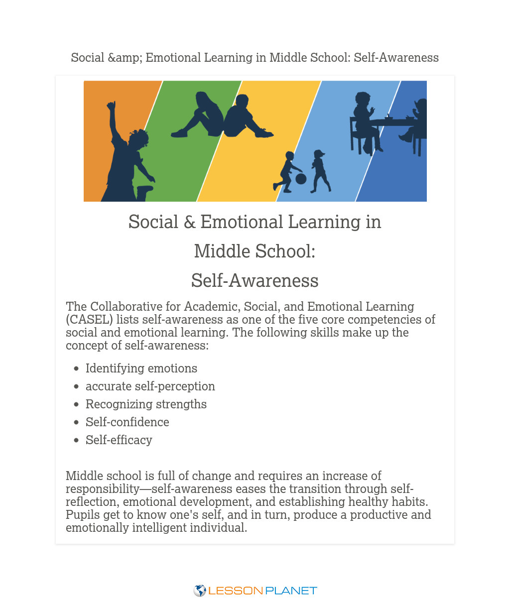 small resolution of Self Confidence Lesson Plans \u0026 Worksheets   Lesson Planet