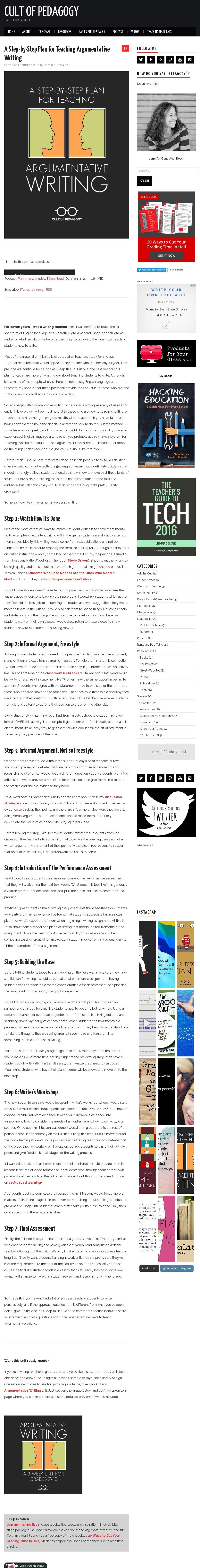 hight resolution of Argumentative Lesson Plans \u0026 Worksheets   Lesson Planet
