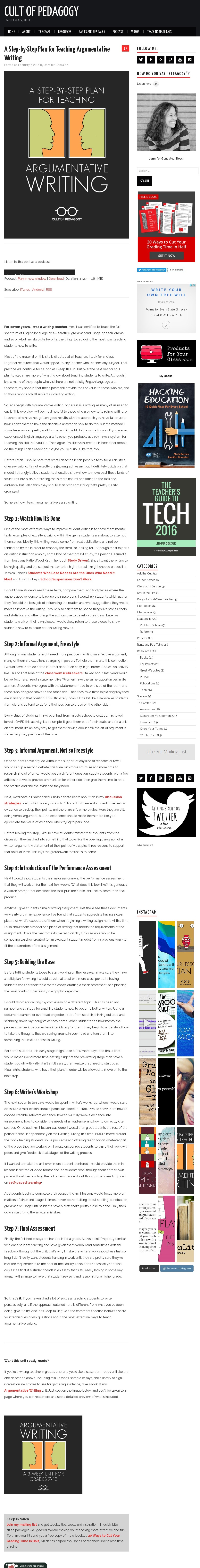 small resolution of Argumentative Lesson Plans \u0026 Worksheets   Lesson Planet