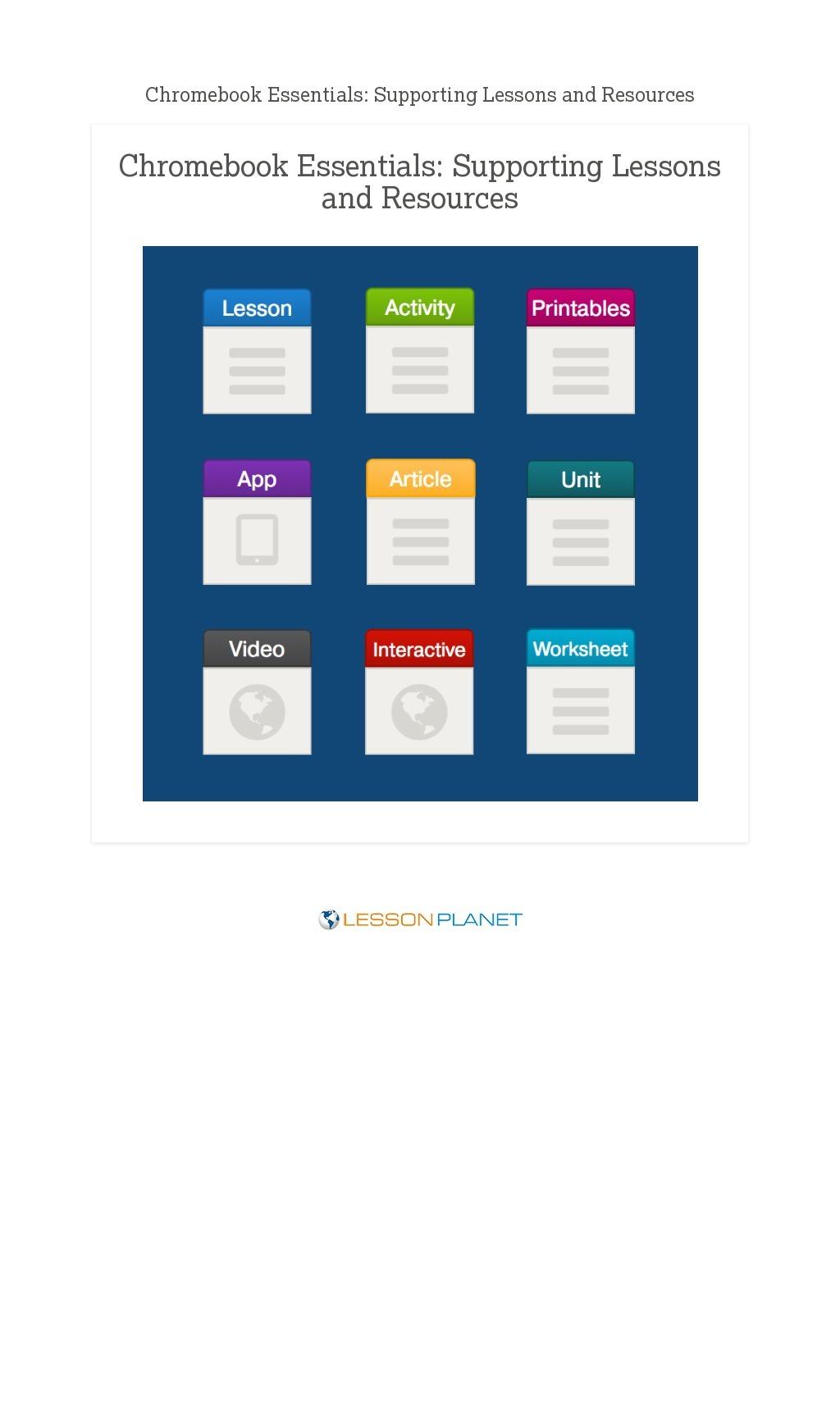Google Docs Lesson Plans \u0026 Worksheets Reviewed by Teachers [ 1736 x 1024 Pixel ]