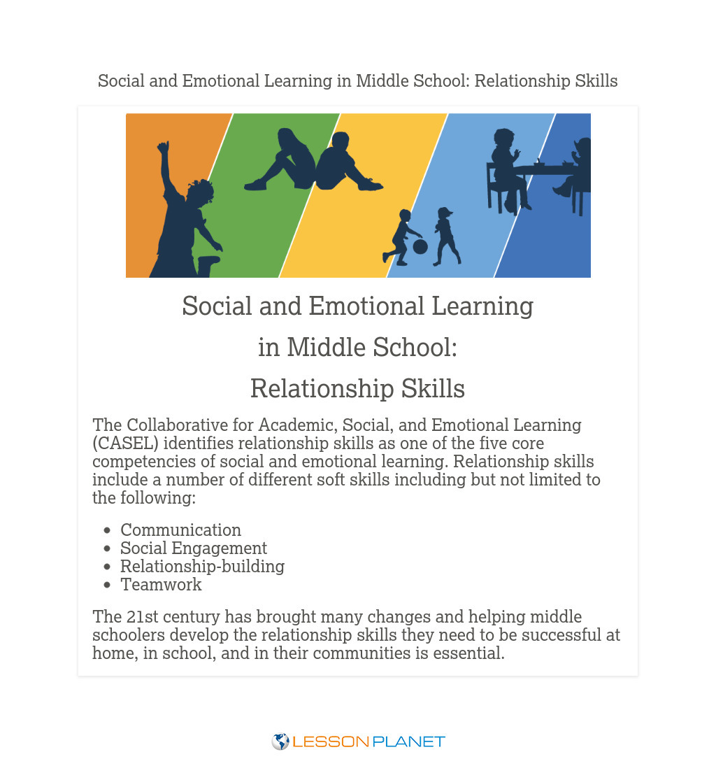 small resolution of Social and Emotional Learning Lesson Plans \u0026 Worksheets   Lesson Planet