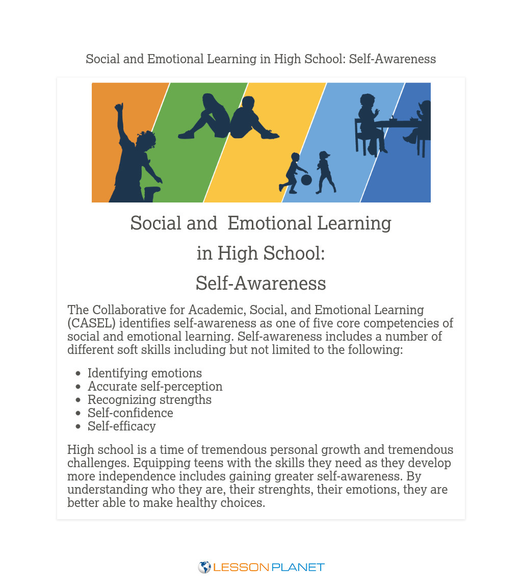 Social and Emotional Learning Lesson Plans \u0026 Worksheets   Lesson Planet [ 1147 x 1024 Pixel ]