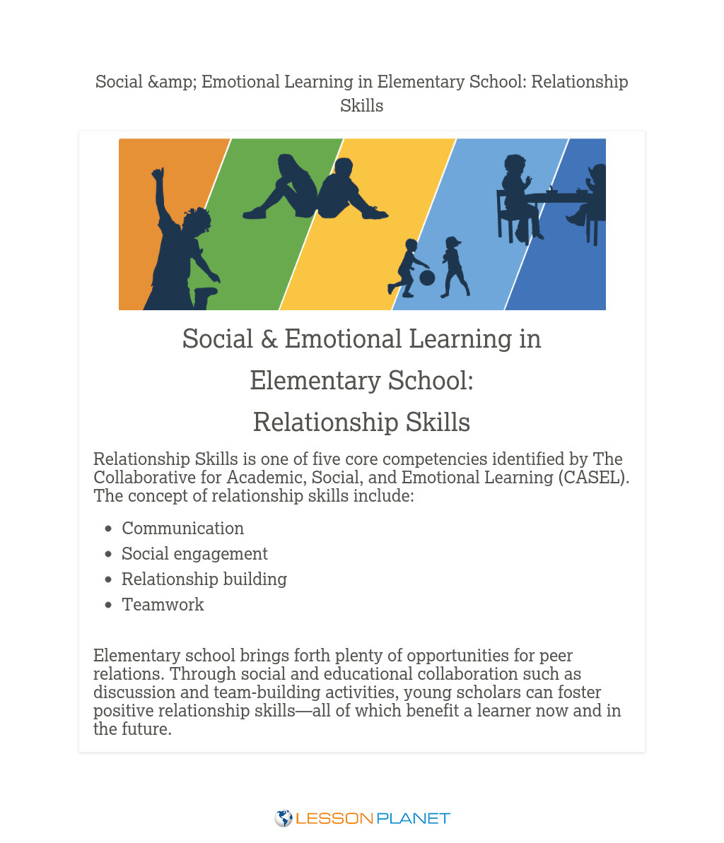 hight resolution of Social and Emotional Learning Lesson Plans \u0026 Worksheets   Lesson Planet