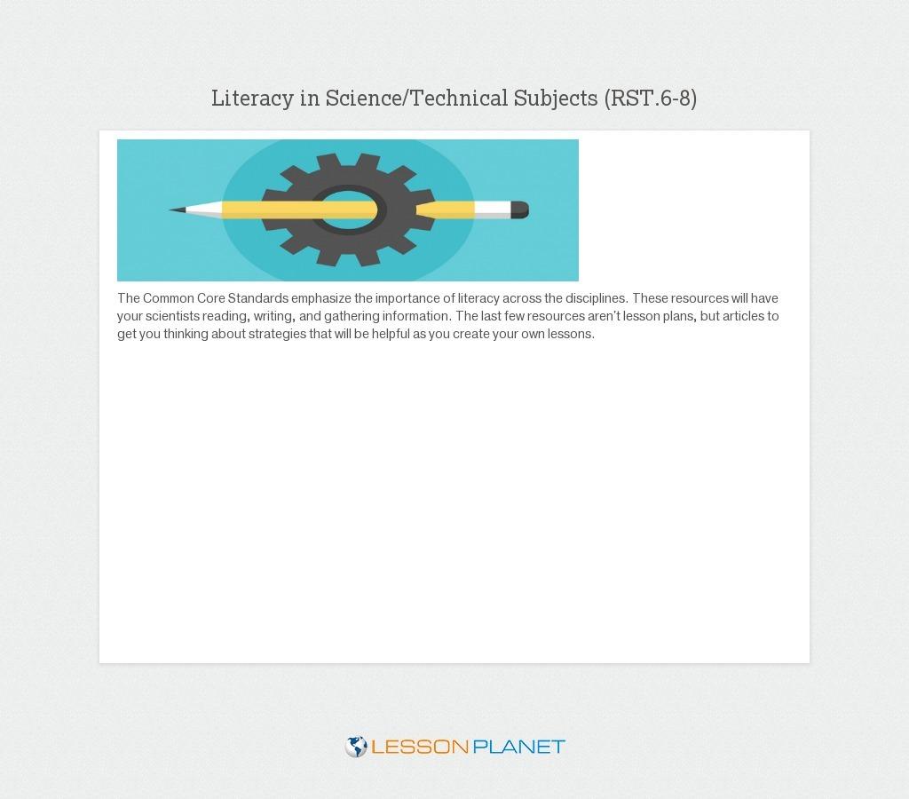 Technical Writing Lesson Plans \u0026 Worksheets   Lesson Planet [ 900 x 1024 Pixel ]