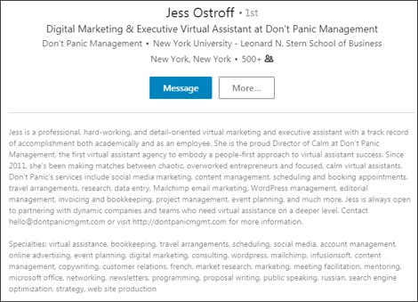 10 Marketers Who Nailed Their LinkedIn Profile LinkedIn