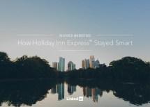 Inspired Marketers Holiday Inn Express Linkedin
