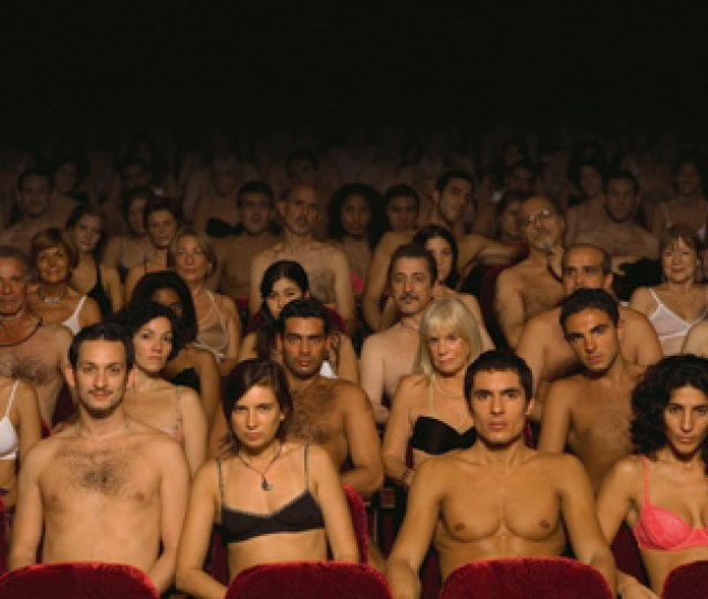 Naked Audience