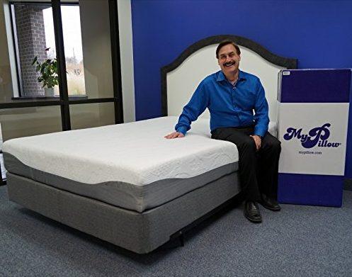 mypillow mattress review 2021