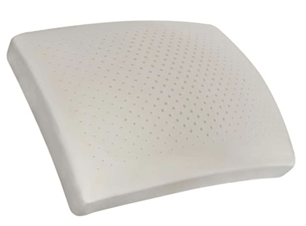iso cool memory foam pillow review