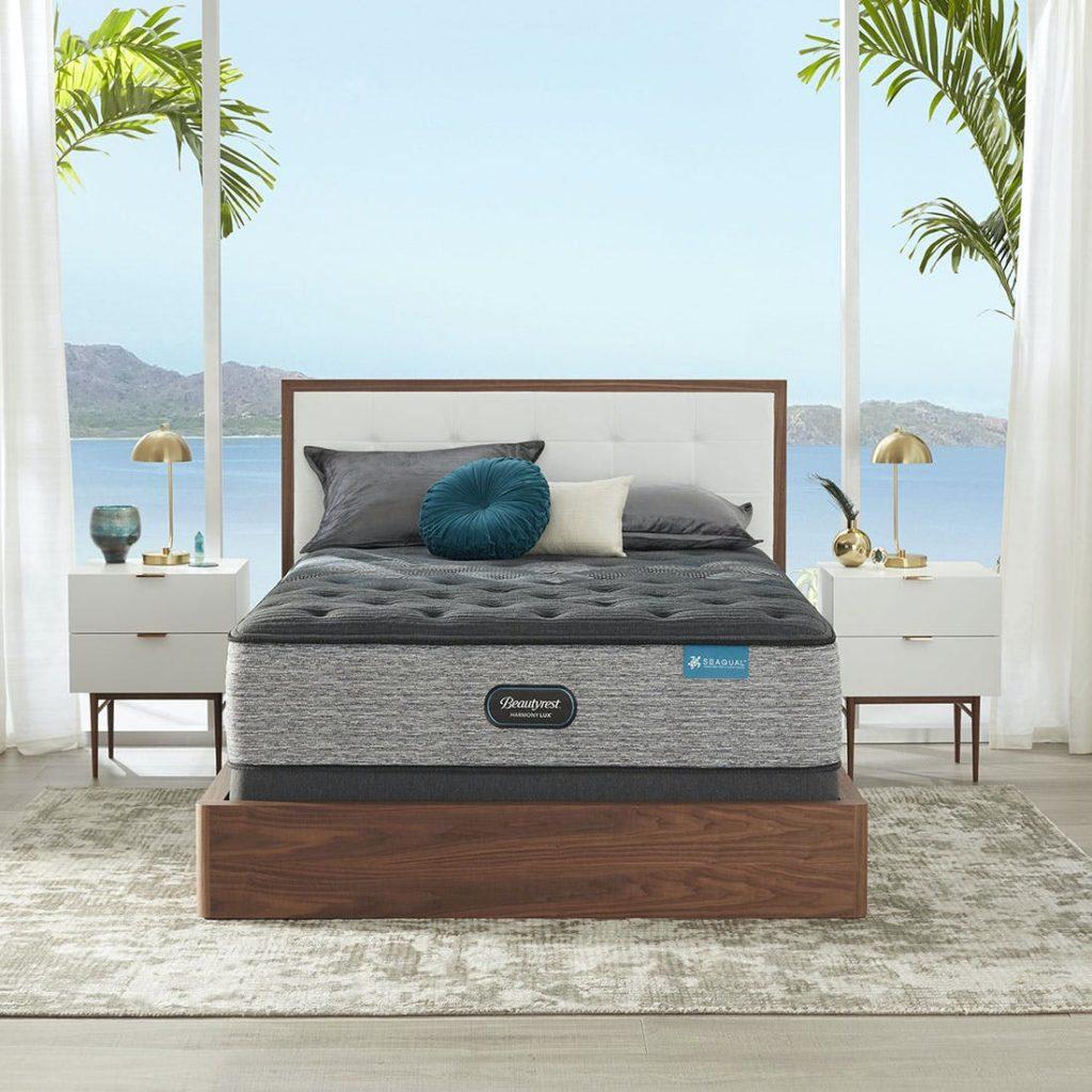 simmons beautyrest mattress reviews 2021