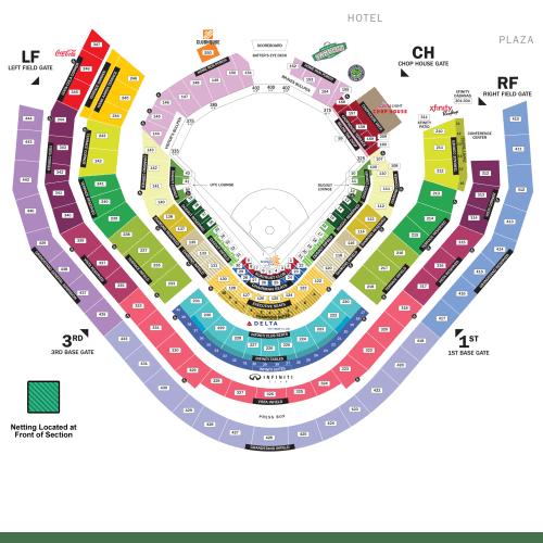 small resolution of suntrust park seating chart