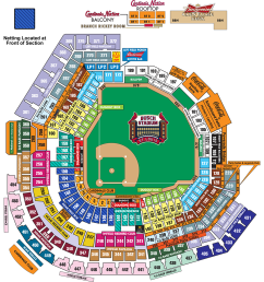 busch stadium seating map netting [ 2608 x 2608 Pixel ]