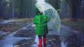 طقس بارد وأمطار