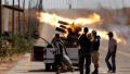 طرابلس: اشتباكات عنيفة بين الجيش الليبي وقوات الوفاق
