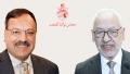 اتصال هاتفي بين راشد الغنوشي ورئيس مجلس الشورى المغاربي
