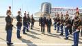 وزير الخارجية الفرنسي في استقبال قيس سعيد في باريس