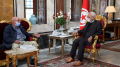 الغنوشي يشدد على أهمية تشريك المنظمات الاجتماعية في الحوار الوطني