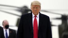 مجلس النواب الأمريكي يصوّت لصالح عزل ترامب