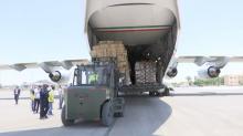 الهلال الأحمر الكويتي: إقلاع طائرة نحو تونس محمّلة بالمعدات الطبية