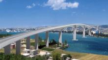 انطلاق أشغال مشروع جسر بنزرت بداية 2022