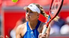 الألمانية كيربر تنسحب من منافسات التنس في ألعاب طوكيو