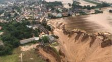 فيضانات أوروبا: 120 قتيلا ومئات المفقودين