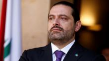 لبنان: الحريري يعتذر عن تشكيل الحكومة