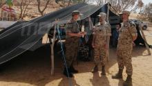 الصحّة العسكريّة تنهي مهمتها في تطاوين وتلقّح 10 آلاف مواطن