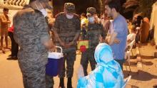 الجيش في سليانة: تطعيم 2700 مواطن في كسرى والروحية