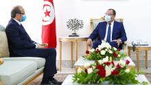 السفير السعودي خلال لقائه المشيشي: حريصون على مزيد دعم تونس