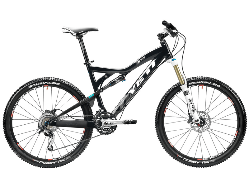 Yeti Cycles 575 All Mountain Full Suspension user reviews