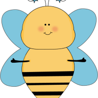 Sally Sunflower and Super Bee (A Children's Poem) ... We All Have a Purpose