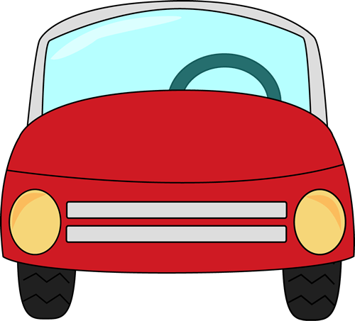 red car clip art