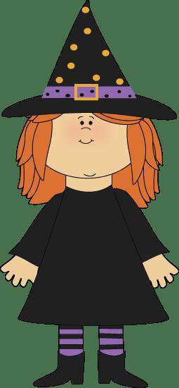 cute witch clip art