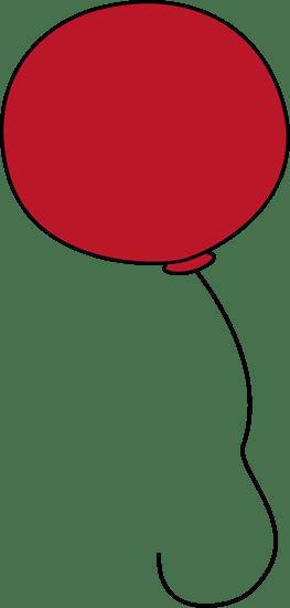 balloon letter clip art
