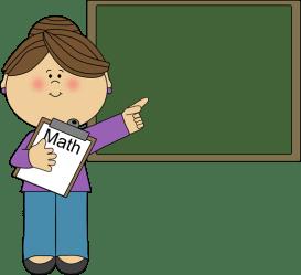 math teacher graphics woman google clip teachers clipart classroom student