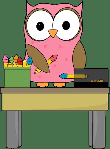 classroom job clip art
