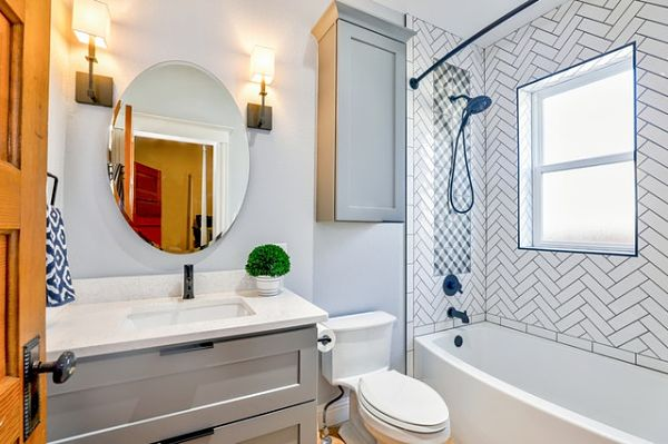 how to estimate tile for shower a