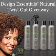 design essentials natural twist