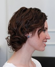 5 fuss curly hairstyles