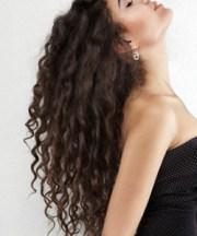 achieve 3d curls