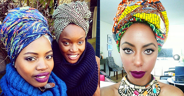 45 Head Wrap Styles For The Long Short And Loc'd