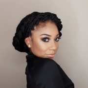 4 work- natural hairstyles