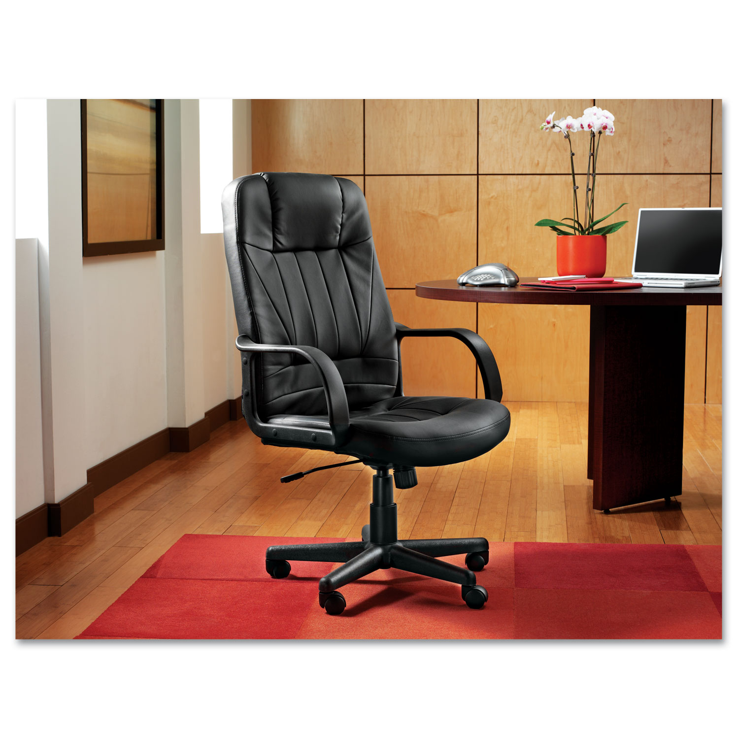 alera office chairs review wooden rocking chair singapore sparis series executive high back swivel tilt