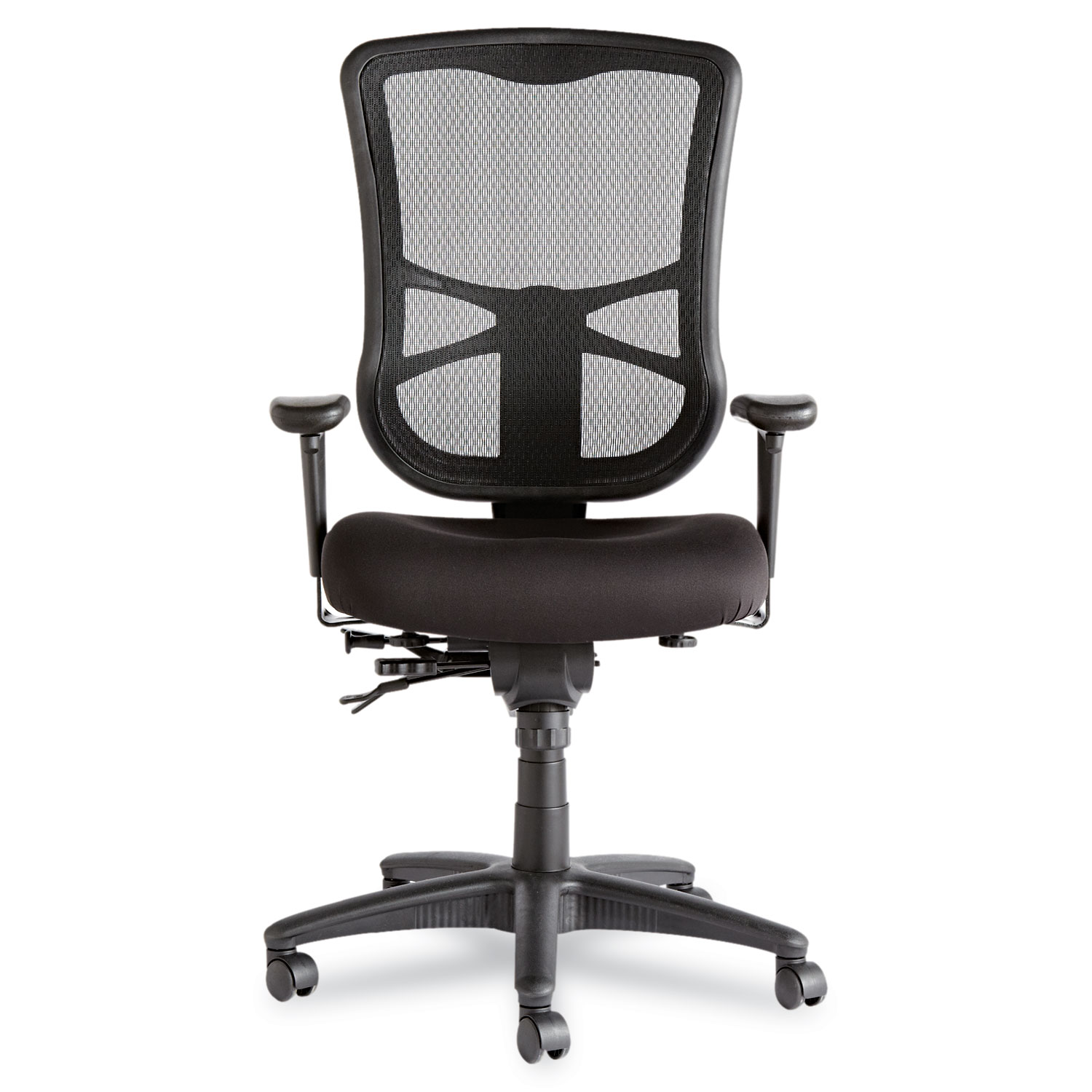 alera elusion chair splat tapered back windsor series mesh high multifunction black
