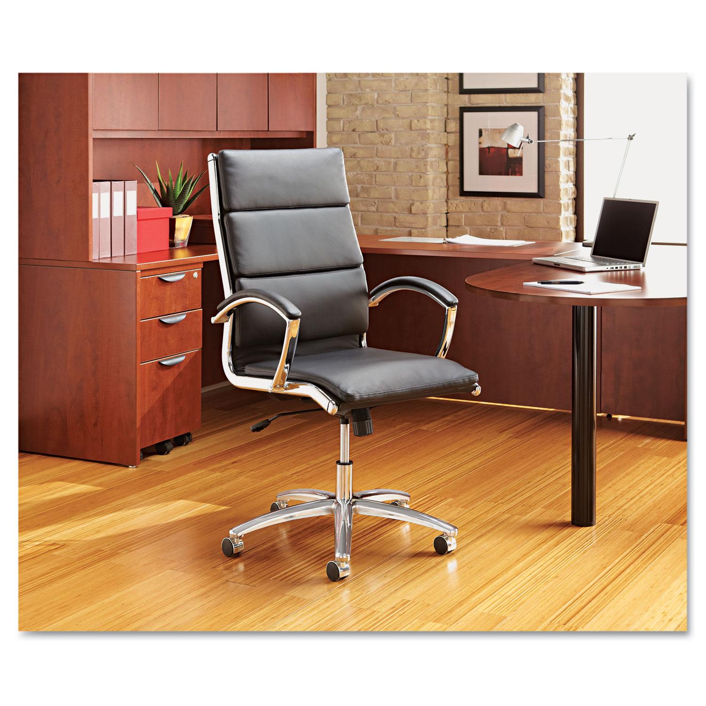 alera office chairs swing hammock chair neratoli mid back slim profile by alenr4219 thumbnail 1 2