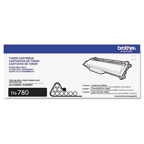small resolution of tn780 super high yield toner 12000 page yield black brttn780